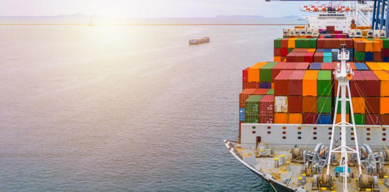 Морская доставка из Китая